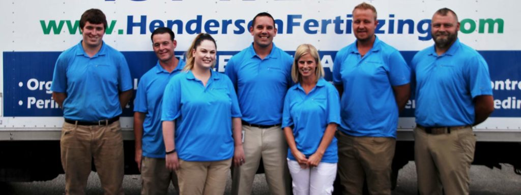 Henderson Fertilizing Team