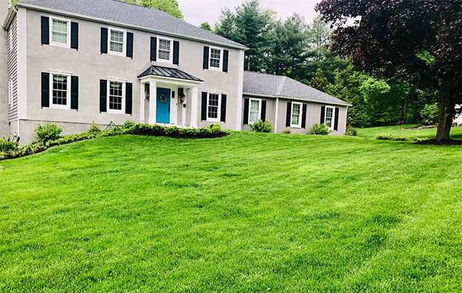 lawn care in west chester pa